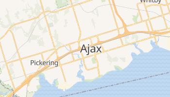Mappa online di Ajax