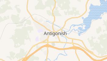 Mappa online di Antigonish