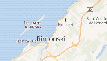 Mappa online di Rimouski