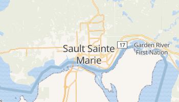 Mappa online di Sault Sainte Marie
