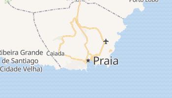 Mappa online di Praia