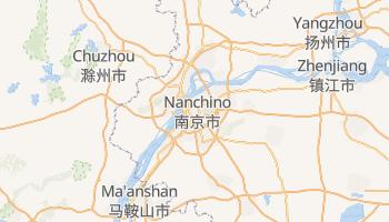 Mappa online di Nanchino