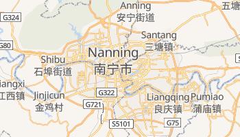 Mappa online di Nanning