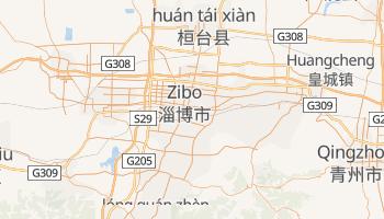 Mappa online di Zibo