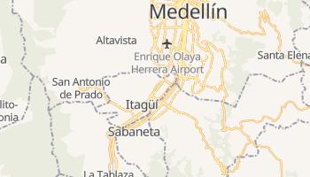 Mappa online di Itagüí