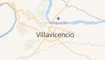 Mappa online di Villavicencio