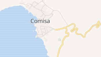 Mappa online di Comisa
