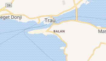 Mappa online di Traù