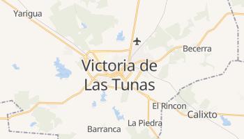 Mappa online di Victoria de Las Tunas