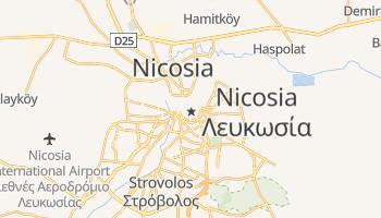 Mappa online di Nicosia