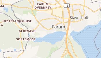 Mappa online di Farum