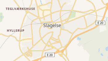 Mappa online di Slagelse