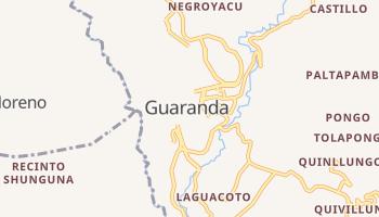 Mappa online di Guaranda