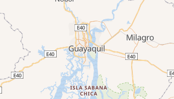 Mappa online di Guayaquil