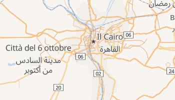 Mappa online di Giza