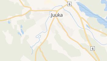 Mappa online di Juuka