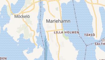 Mappa online di Mariehamn