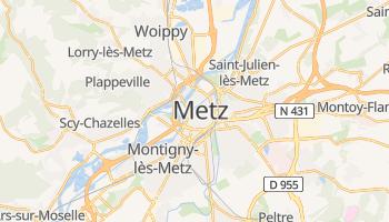 Mappa online di Metz