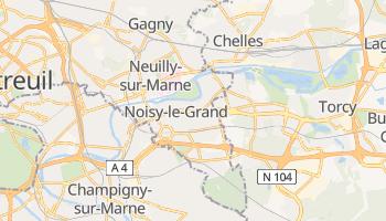 Mappa online di Noisy-le-Grand