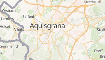 Mappa online di Aquisgrana