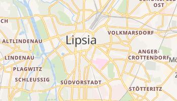 Mappa online di Lipsia