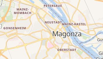 Mappa online di Magonza