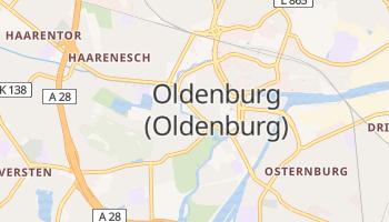 Mappa online di Oldenburg