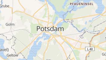 Mappa online di Potsdam