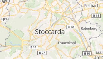Mappa online di Stoccarda