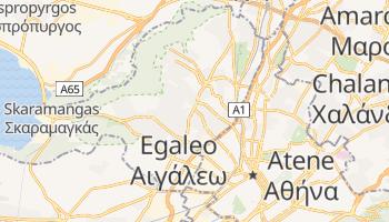 Mappa online di Peristeri