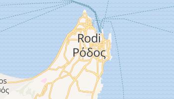 Mappa online di Rodi