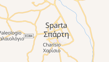 Mappa online di Sparta