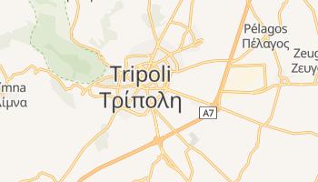 Mappa online di Tripoli