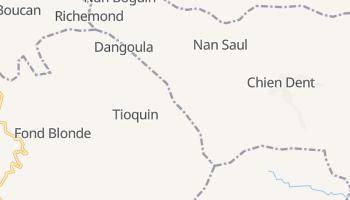 Mappa online di Bourdon