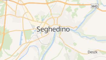 Mappa online di Seghedino