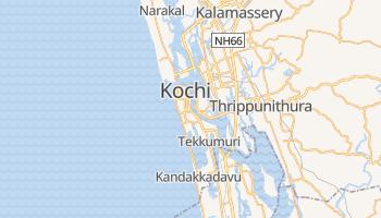Mappa online di Kochi