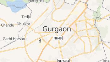Mappa online di Gurgaon
