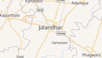 Mappa online di Jalandhar