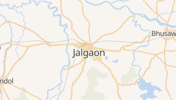 Mappa online di Jalgaon