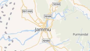 Mappa online di Divisione del Jammu