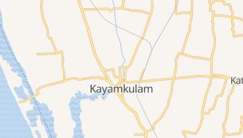Mappa online di Kayamkulam