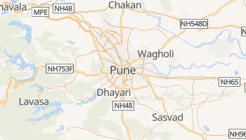 Mappa online di Pune