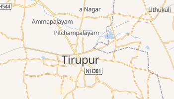 Mappa online di Tirupur