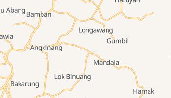 Mappa online di Padang
