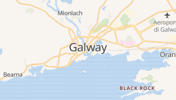 Mappa online di Galway