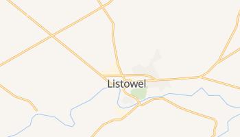 Mappa online di Listowel
