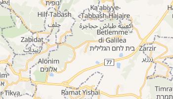 Mappa online di Bet Shemesh