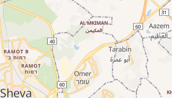 Mappa online di Hebron