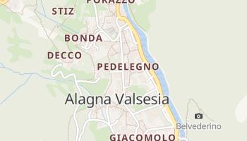Mappa online di Alagna Valsesia