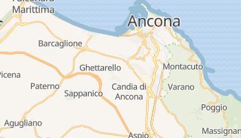 Mappa online di Ancona